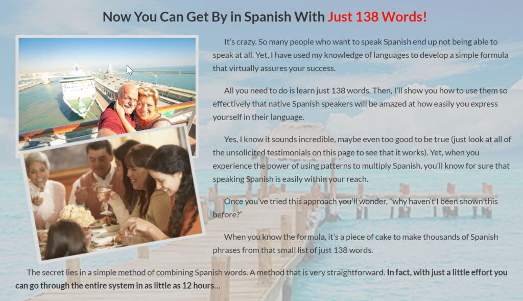 synergy spanish reviews