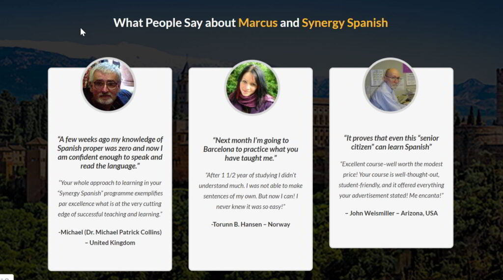synergy-spanish-reviews