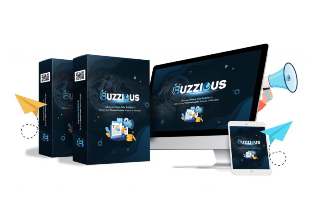Buzzious software